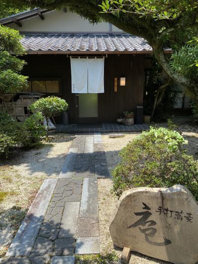 地元のお気に入りお蕎麦屋さん「庵 ひおり」に行ってきました。