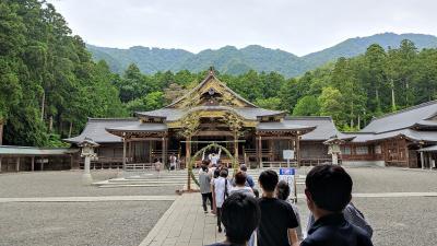 新潟県2泊3日旅行(2日目)