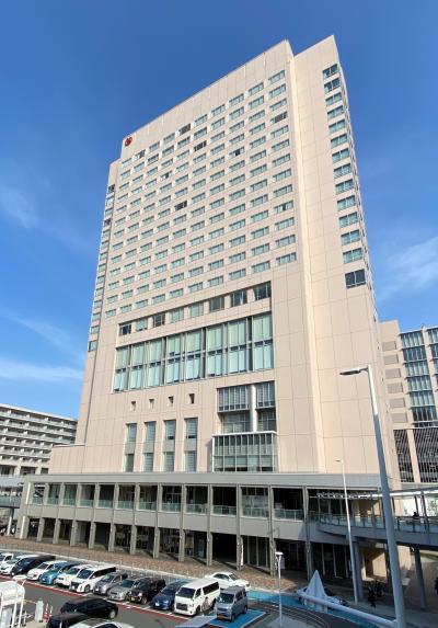 シェラトングランドホテル広島連泊の旅①