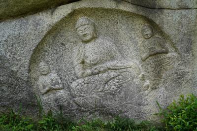 20210625-2 加茂 当尾石仏の道コースで岩船寺から浄瑠璃寺を目指す