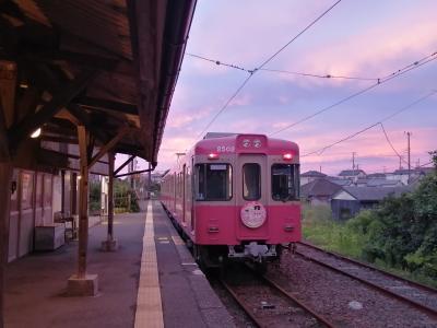 '21 千葉さんぽ 銚子電鉄2 犬吠駅~外川駅~仲ノ町駅~銚子駅
