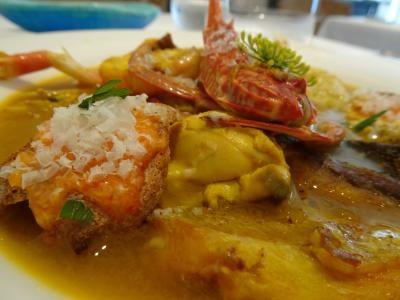 湯河原にあるレストラン カランクで本場 マルセイユのブイヤベースを食べました