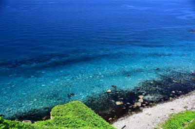 旬の北海道漫遊記 その1 積丹ブルーの神威岬と旬のウニを!