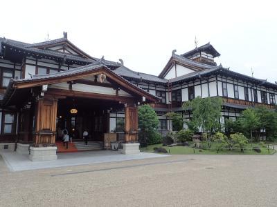 奈良ホテル本館に泊まってみた
