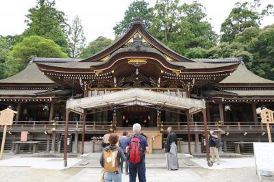 20210626-4 桜井 大神神社到着。狭井神社と久延彦神社にも寄りましょう。