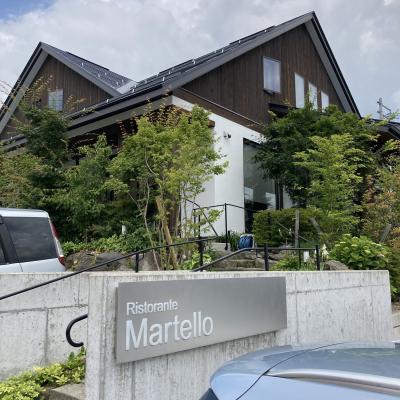 山形のたび 2021年6月(1)リストランテ・マルテッロ、斎藤茂吉記念館、かみのやま温泉