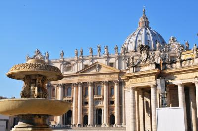 シニアのイタリアの旅[10] ローマ(1)