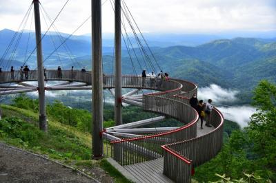 旬の北海道漫遊記 その3 初夏の星野リゾートリゾナーレトマム滞在記