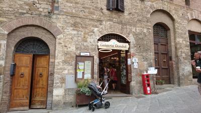 トスカーナ旅行③サン・ジミニャーノとヴォルテッラ