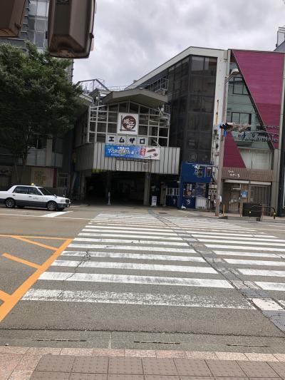 金沢の近江市場へチョコっと