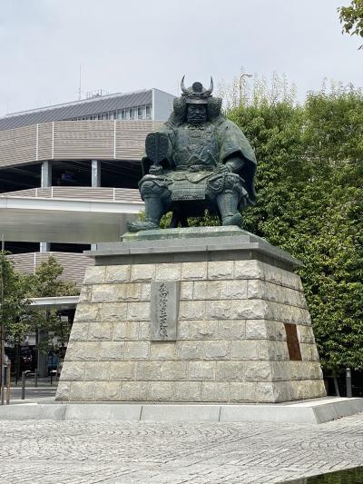 2020年8月 山梨・長野に行って来ました。Part.1 石和温泉に泊まったけどほぼ甲府にいた。