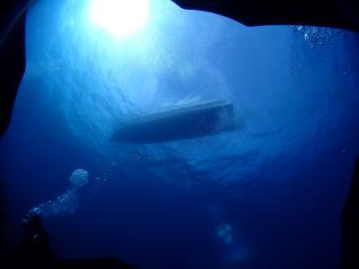 2021 梅雨真っただ中の宮古島で400本記念ダイブ
