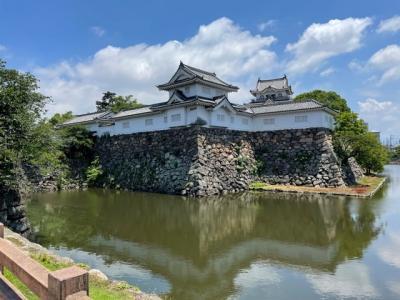 だんじりの町、岸和田をぶらぶらします。お城もありますよ。