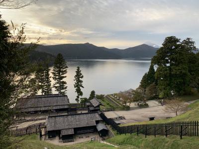 芦ノ湖_Lake Ashino 富士山を望む信仰の地!三千年前の水蒸気爆発で形成された湖