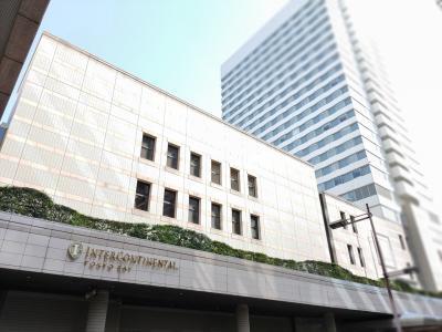竹芝でエグゼクティブフロアに泊まる第1弾「インターコンチネンタル東京ベイその1」