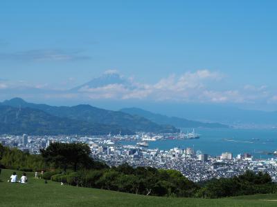 静岡グルメ旅 富士山ビューポイント日本平と三保の松原