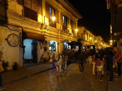 スペイン統治下の街並みが残る世界遺産 ビガン…DAY 2(2)《フィリピン紀行(17)-3》
