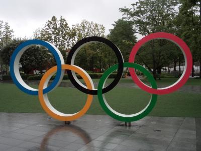2021.7オリンピック直前の国立競技場周辺をお散歩