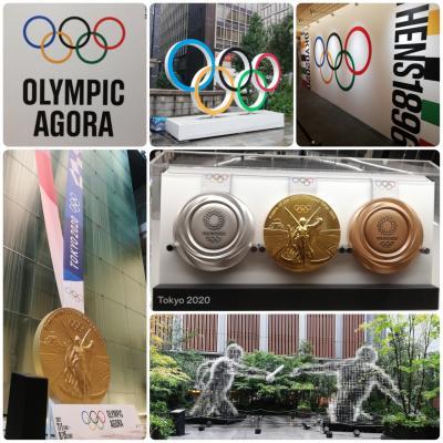 ◎東京/世界初開催の『OLYMPIC AGORA』東京2020オリンピック(2021.8)