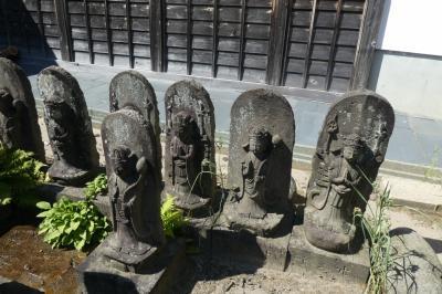 西国三十三観音を巡る(秋田新屋・天龍寺)