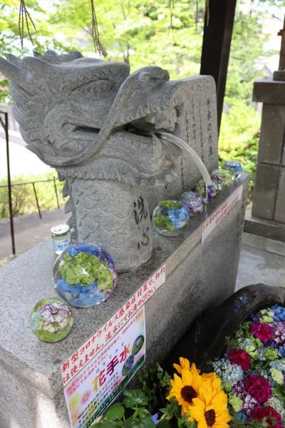手稲神社参拝