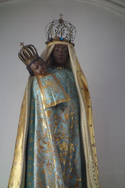 ☆黒いお顔の聖母マリアに会いに☆ 2021年7月 鶴岡&酒田街歩き1 (鶴岡)
