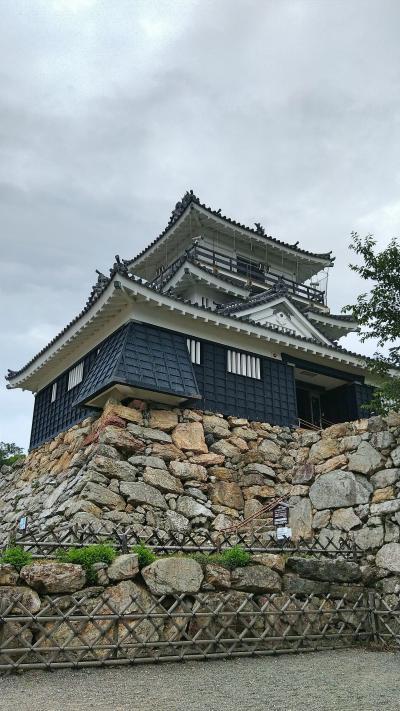 昼飯前に浜松城へ 出張寄り道編