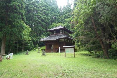 三十三観音を巡る(秋田下浜・珠林寺)