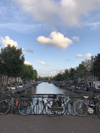 はじめてのオランダ2019夏~アムステルダム前半~