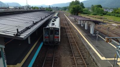 2021夏 出張の合間の石北本線・富良野線プチ乗り鉄