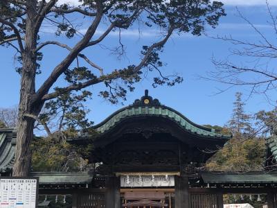 伊豆高原3泊4日貸別荘での休日 最終日 in三島