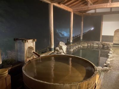 土湯温泉・山水荘でリフレッシュ
