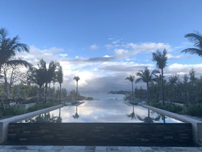 家族旅行~2泊3日の沖縄旅行~お正月版の2泊目 美ら海。ハレクラニ沖縄。