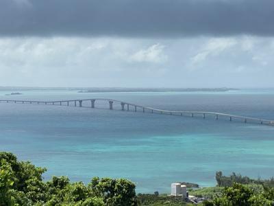2021 橋フェチの楽しみ♪レンタカーで青い海を走る =3=3