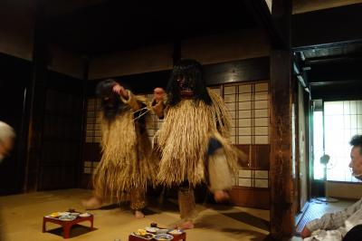 秋田・山形ドライブ旅行 男鹿半島となまはげ編