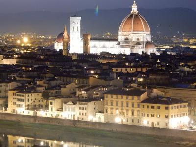 イタリア一人旅 フィレンツェ ナポリよりスリが多いかも