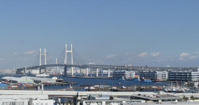横浜で。たまには、ちょっとだけ、街歩き。