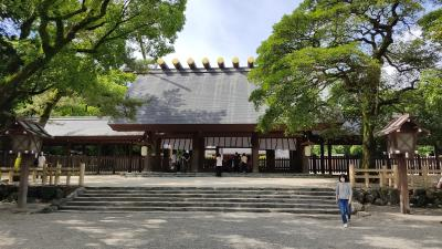 太平洋フェリー「いしかり」で行く名古屋旅行2泊3日(2日目)