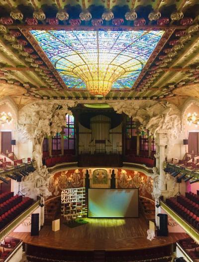 ☆ スペイン〜Barcelona ガウディ建築に魅せられて② ☆