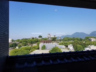 熊本観光に便利な「アークホテル熊本城前」