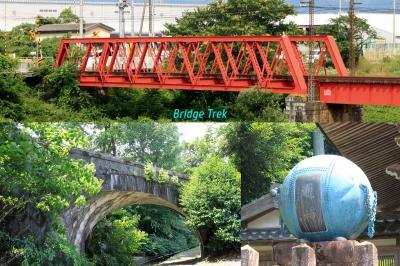 ◆鈴鹿山脈東西の橋梁等を巡る旅◆その1