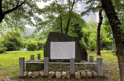 青山、六本木、赤坂の史跡・戦跡散策