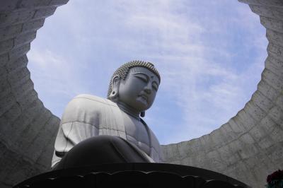 札幌の頭大仏を見てきました。