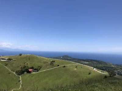 伊豆高原 大室山