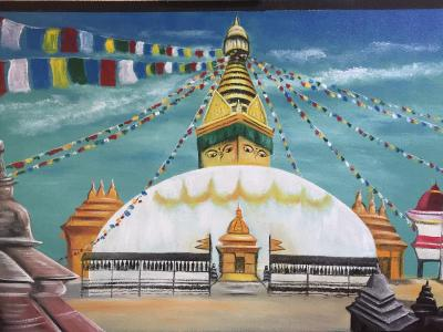 ランチde世界旅行ー4の18 ネパール