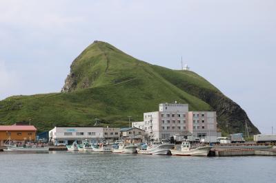 利尻・礼文島の花めぐりの旅Ⅰ(1日目)利尻島への移動編