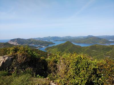 九州北部2021GW旅行記 【9】下五島3(福江島/高浜&大瀬崎&鬼岳他)