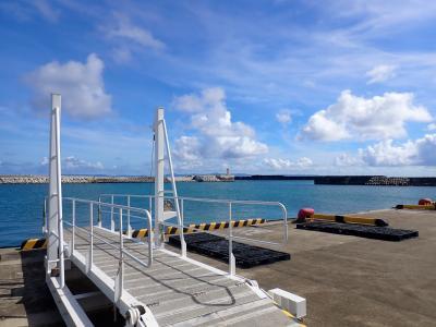 夏!沖縄 波照間島から座間味島へ移動しました。