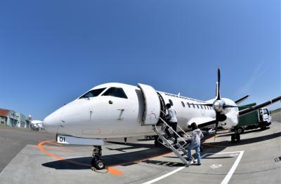 さよなら ー Final Flight ー 退役する機を巡る旅 その2(HAC,サーブ340B)