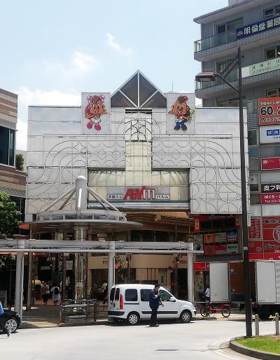 商店街探訪 その⑤ 武蔵小山パルム